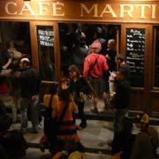 Cafe Martini Paris