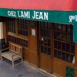 Chez l'Ami Jean Paris