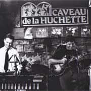 Le Caveau de la Huchette Paris