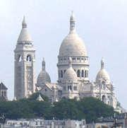 Sacré Coeur Basilica Paris