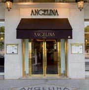 Cafe Angelina Paris