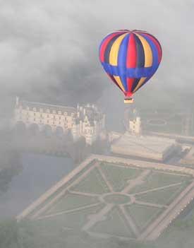 Hot Air Balloon Rides | Paris, Bourgogne, Burgundy, Loire Valley ...