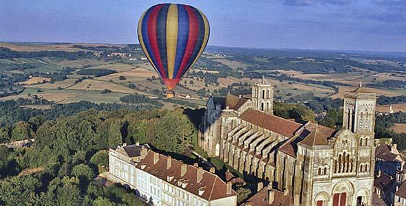 Reserve a Hot Air Balloon Ride in Burgundy, Vézelay | Paris Net