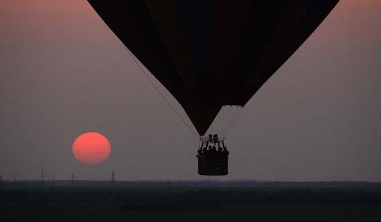 Reserve a Hot Air Balloon Ride in Paris, Fontainebleau   Paris Net