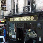 The Sherwood Bar Paris