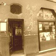 Le Bar Dix Paris