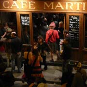 Cafe Martini Paris