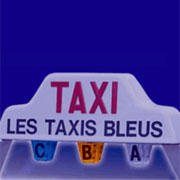Taxis Bleus Paris