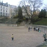 Les Arènes de Lutèce Paris