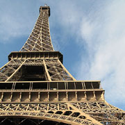Tour Eiffel (the Eiffel Tower) Paris